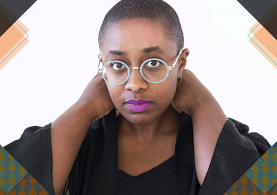 Cecile Mclorin Salvant at Da Camera Jazz Series at Wortham Theater Center