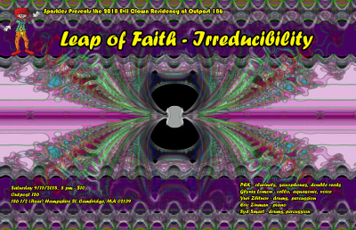 Leap Of Faith - Irreducibility at Outpost 186