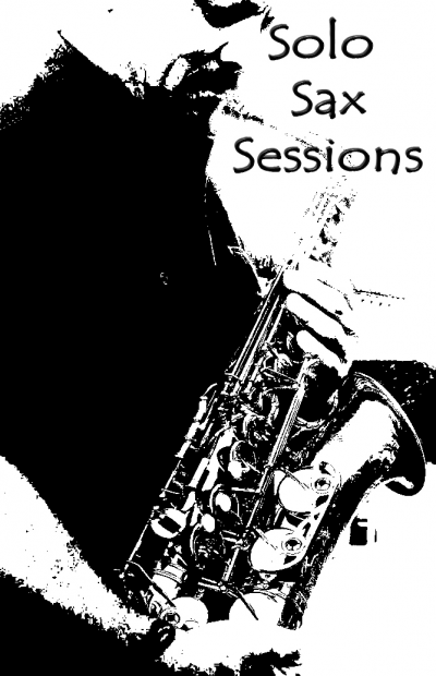 Solo Sax Sessions at Mobileme Studios