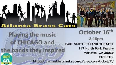 Atlanta Brass Cats at Earl Smith Strand Theatre