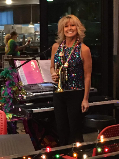 Cheryl Thurston's Party Gras at Voodoo Daddy's