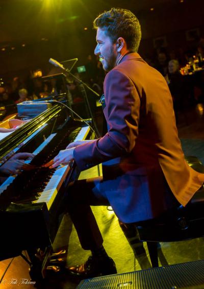 Emmet Cohen Trio at The Sequoia Room