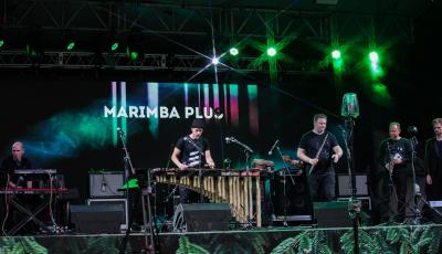 Marimba Plus at Kozlov Club