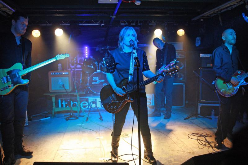 Live From Old York: The Extricated, Jim Boyes, Electric Six, Dick Gaughan & Queen Kwong
