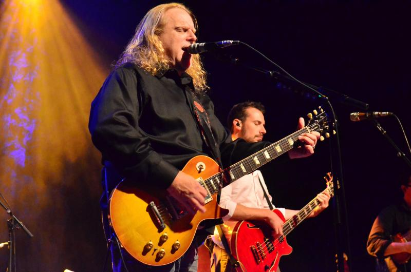 Warren Haynes and the Ashes & Dust Band at The Space at Westbury