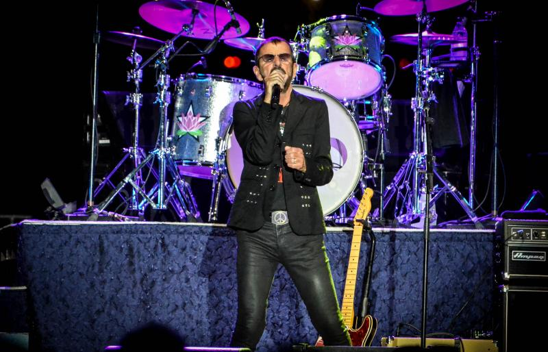 Ringo Starr and His All Starr Band at Pier 17