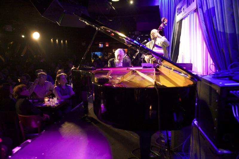 Monty Alexander: New York, February 20-March 4, 2012