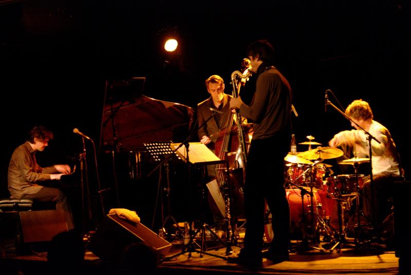 Enjoy Jazz: Mannheim, Germany, October 2-November 18, 2011, Week 3