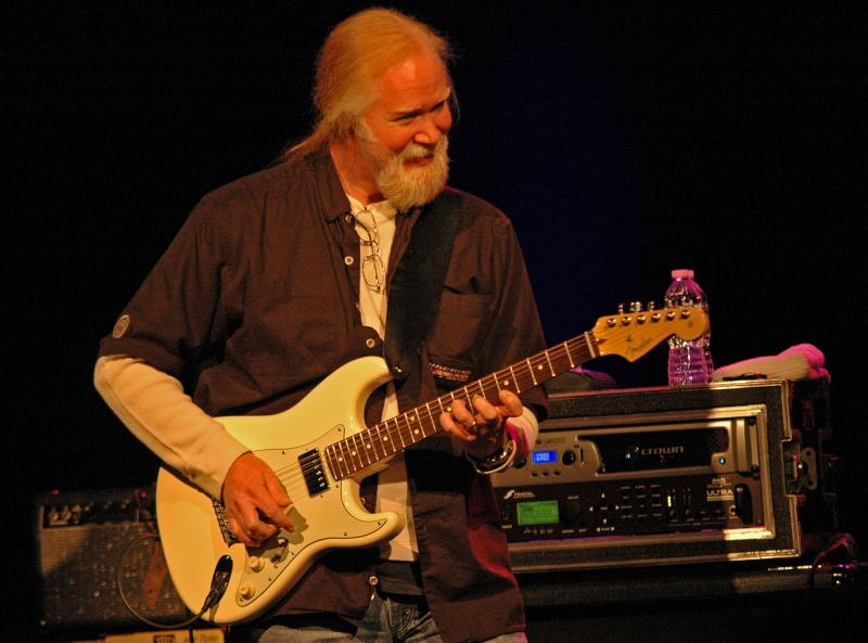 Jimmy Herring: Talkin' Blues, Bluegrass and More
