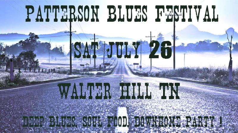 Patterson Blues Festival On Sat July 26 Showcases Regional And Local Talent