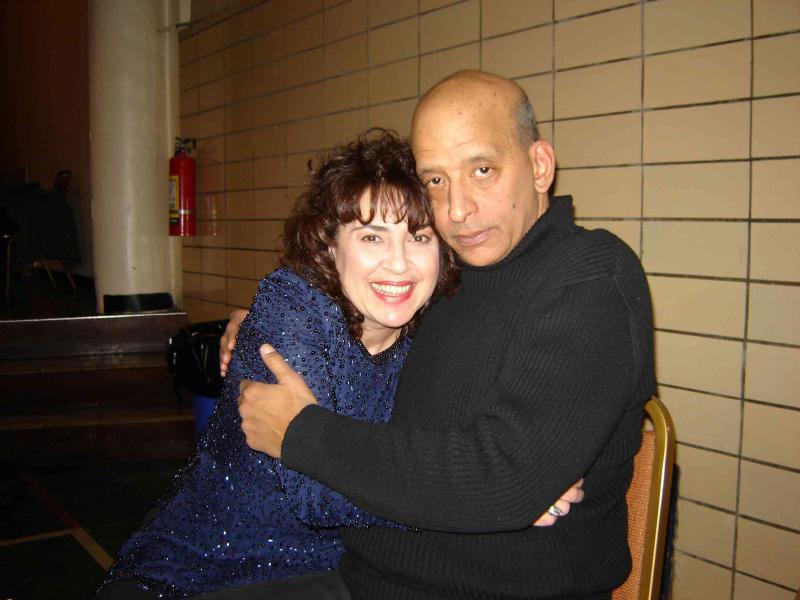 Chicago Hero Award Winners Joanie Pallatto & Bradley Parker Sparrow In NYC on September 9, 2016