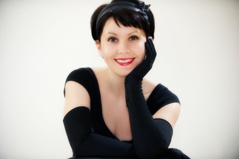 Take Five With Ana Velinova