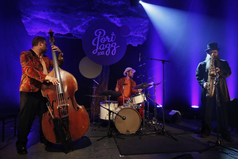 Pori Jazz Festival: Pori, Finland, July 19-21, 2012