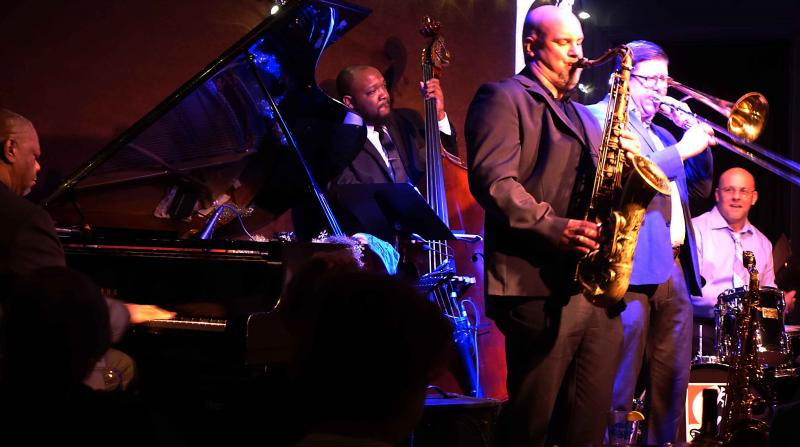Ellington's Nutcracker at The Jazz Corner