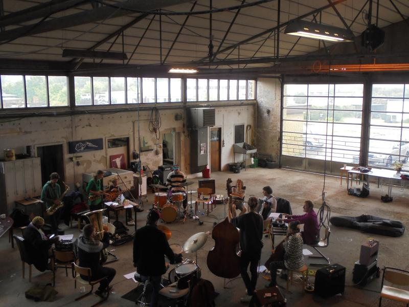 Jyderup Accordeon Traef  2015: Meeting of the Master Improvisers