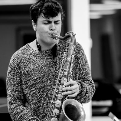 Aidan McKeon Quartet at Chris' Jazz Cafe
