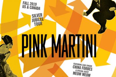 Pink Martini With Special Guest Meow Meow at Mayo Performing Arts Center