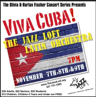 Jazz Loft Latin Orchestra: Viva Cuba! at The Jazz Loft