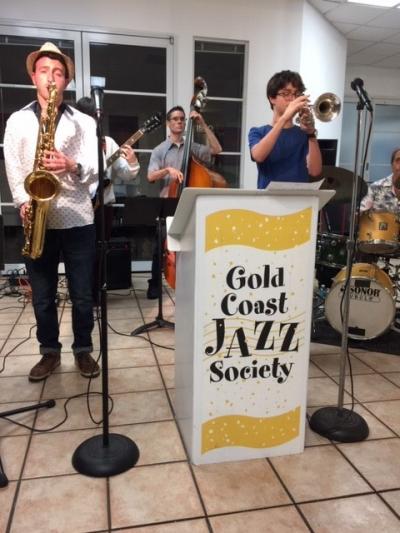 First Friday Jazz Jam  at Artserve