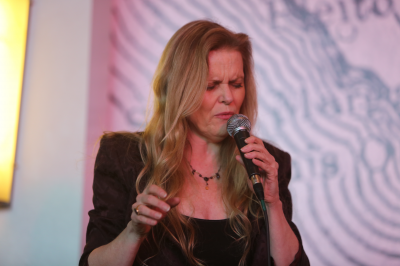 Scott Hamilton, Tierney Sutton, Shelly Berg , Tom Scott And The Music Of Oliver Nelson at Newport Beach Jazz Party at Newport Beach Marriott Hotel & Spa