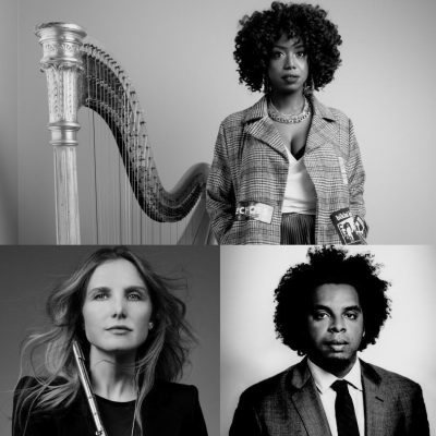 Brandee Younger Trio at InterContinental New York Barclay