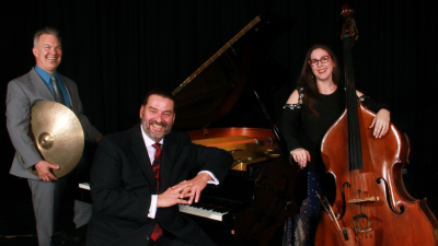 Fred Hughes Trio: I'll Be Home For Christmas at The Ware Center