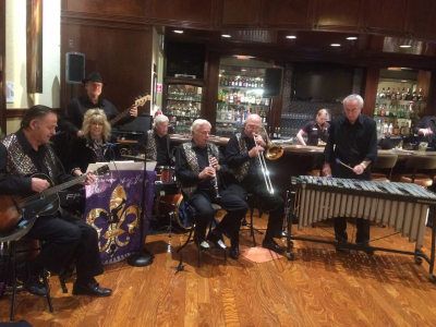 Cheryl Thurston's Memories Swing Band  at Palo Verde Country Club