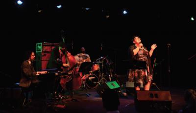 Uptown Nights: Brianna Thomas And Fa-la-la-la Funk! — Harlem Stage at Harlem Stage