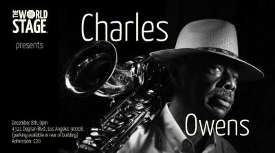 CHARLES OWENS