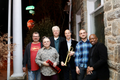 Reverend Chris And His Quintet at The Mermaid Inn