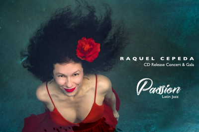 Raquel Cepeda: Passion CD Release | Concert and Gala at Match Theater