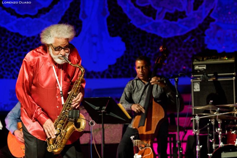 44 Voll-Damm Festival Internacional de Jazz de Barcelona: Sonny Rollins