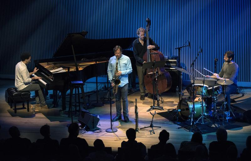 Chris Potter Quartet and Melissa Aldana Group at SFJAZZ