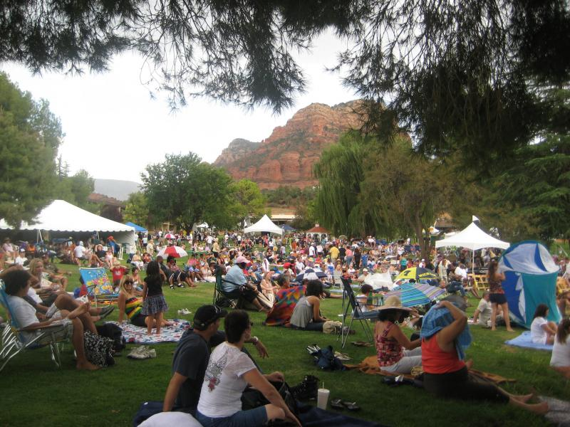 Sedona Jazz on the Rocks Festival 2010