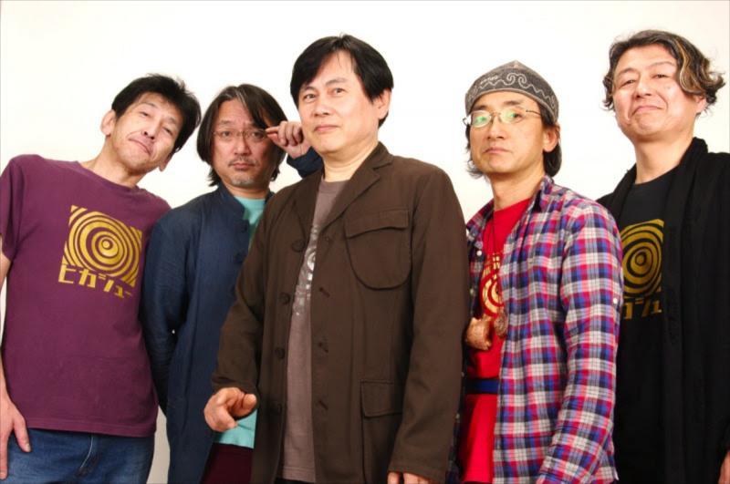 Koichi Makigami Presents His Unique Musical Vision In The Stone