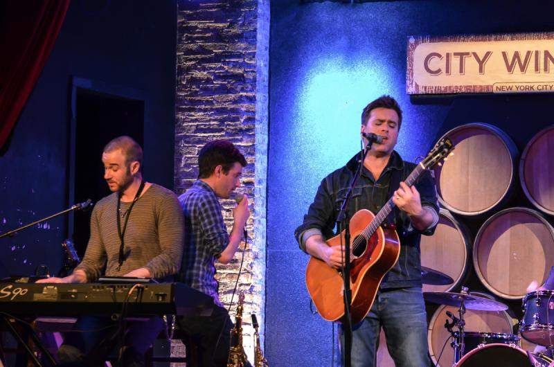 Pat McGee and Friends at City Winery