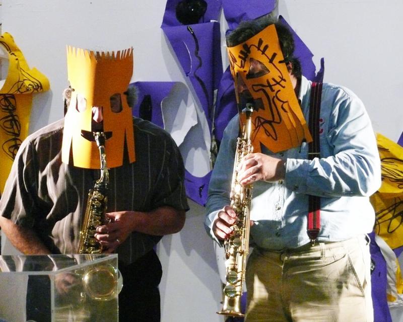 Guelph Jazz Festival: Guelph, Canada, September 7-11, 2011