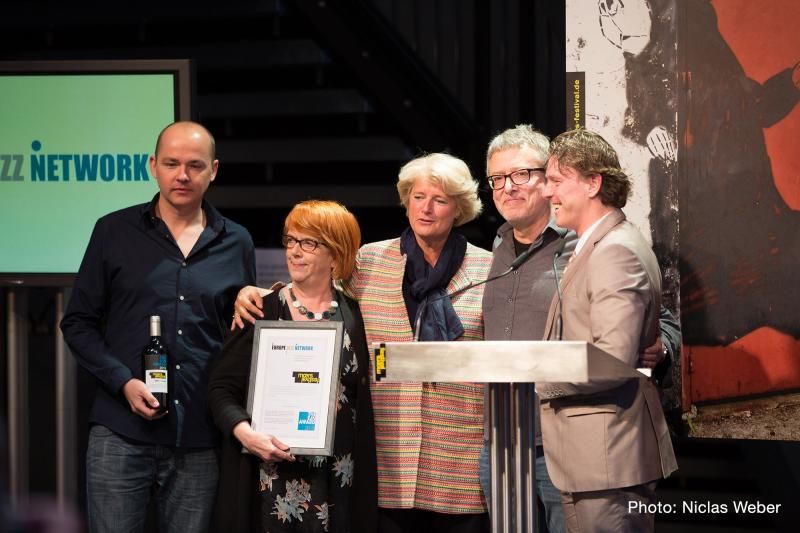 Moers Festival Celebrates The EJN Award 2015 For Adventurous Programming