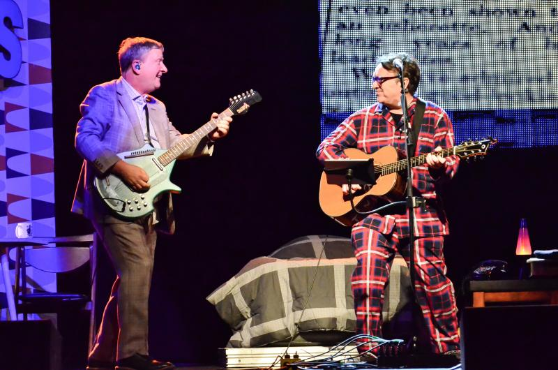 Difford And Tilbrook at the Paramount