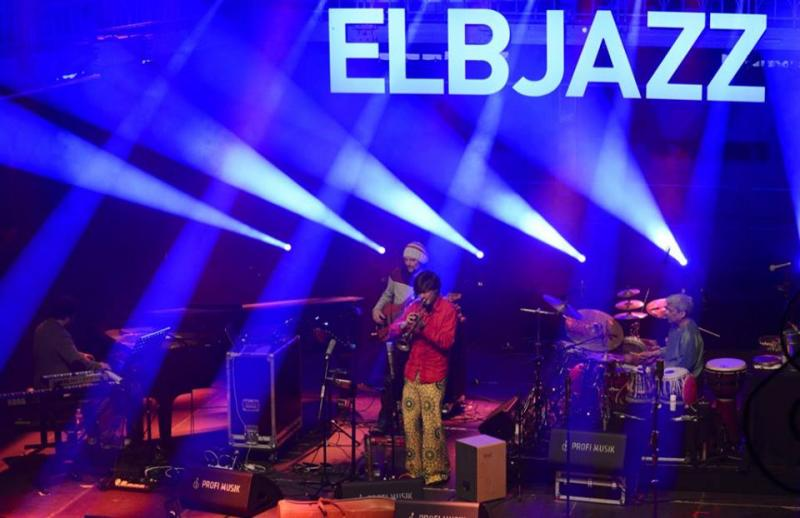 ELBJazz Festival 2013: Hamburg, Germany, May 24-25, 2013