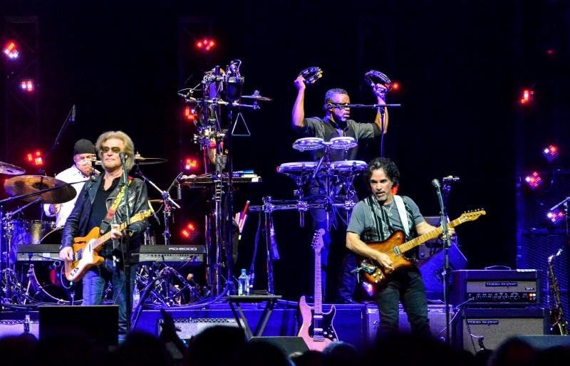 Daryl Hall & John Oates and Tears For Fears with special guest Allen Stone at the Prudential Center
