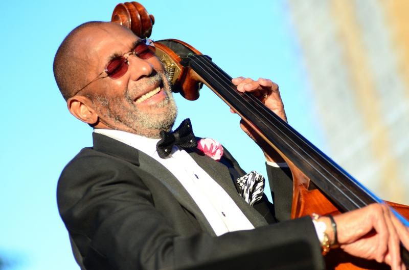 Ron Carter: Detroit Jazz Festival 2016 Artist-In-Residence