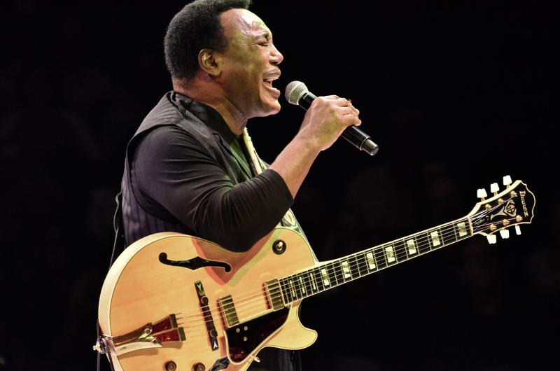 George Benson at the NYCB Theatre at Westbury