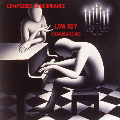Composers Concordance Presents Low-key Chamber Concert Series February - March 2021 at Wall Street Theater
