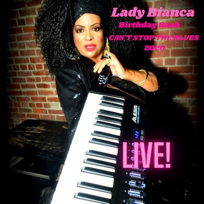 The Lady Bianca Show at Piedmont Piano Company