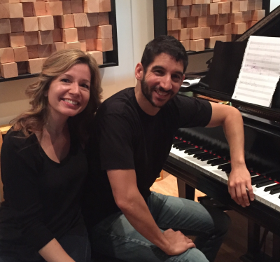 Michelle Duda & Paul Odeh Duo at Bar Thalia @ Symphony Space