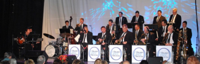 Orlando Jazz Orchestra With Michael Andrew - Sinatra At The Sands at Blue Bamboo Center For The Arts