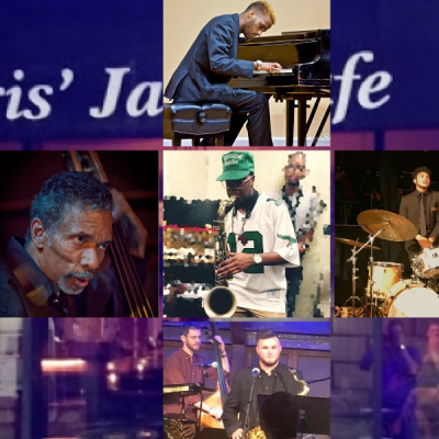 Brian Morris Quintet at Chris' Jazz Cafe