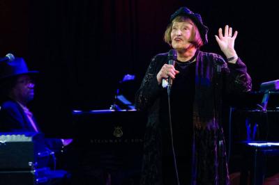 An Evening With Sheila Jordan at Michigan Theater