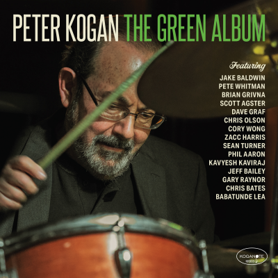 Peter Kogan's Monsterful Wonderband St Paul Cd Release: The Green Album at The Black Dog Cafe And Wine Bar